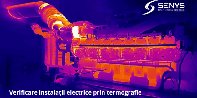 thermography-electric installations