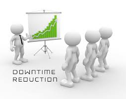 downtime reduction