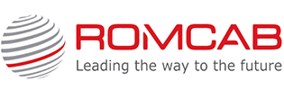 Romcab logo