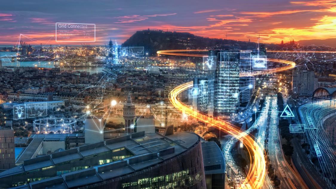 monitorizare smart city